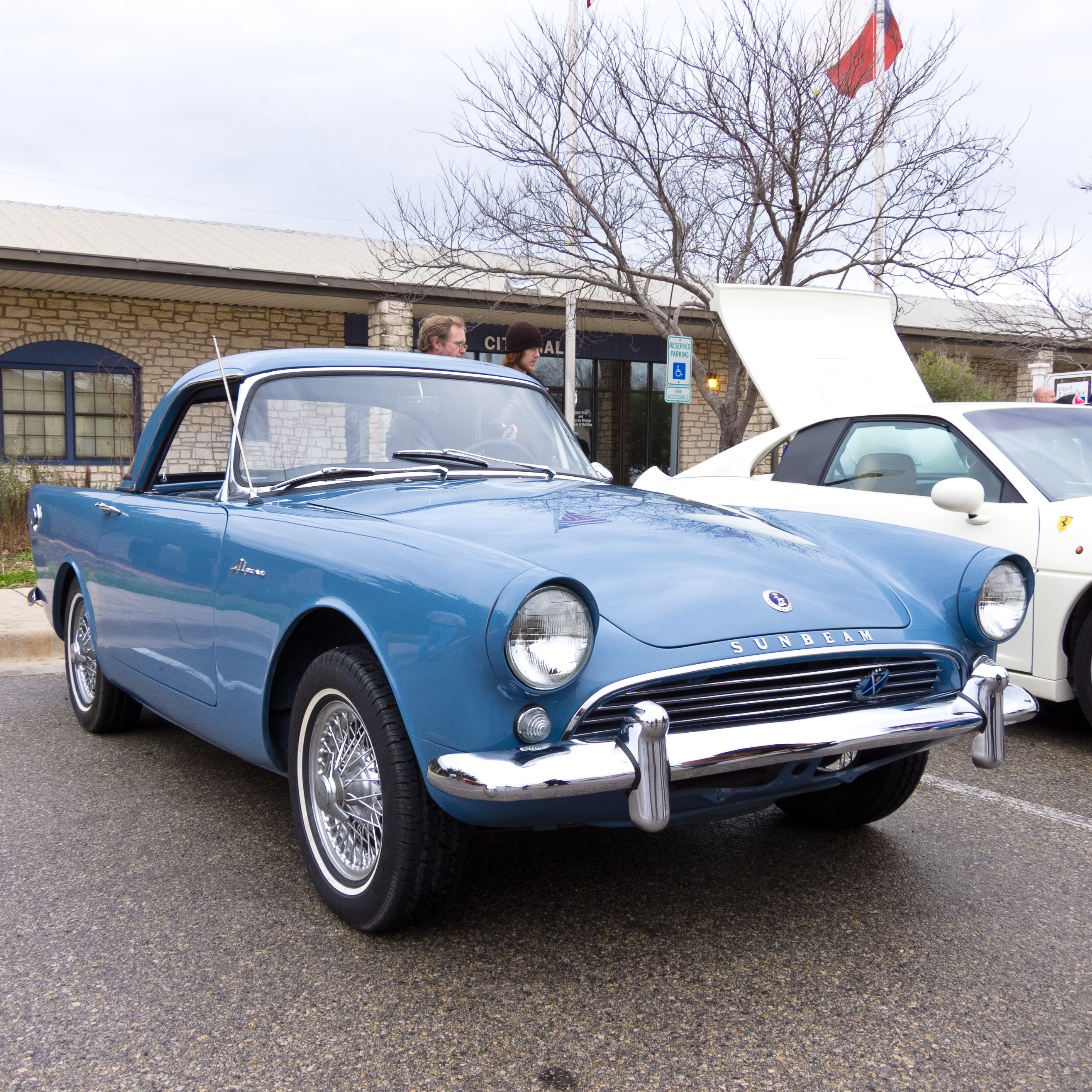 Sunbeam Alpine Wiki