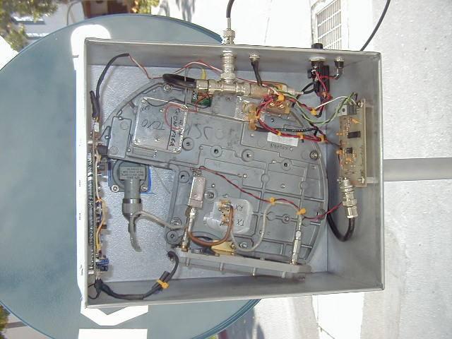 10GHz Narrow Band Transverter Conversion